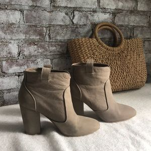 French Connection Livvy Ankle Boots 38 7.5